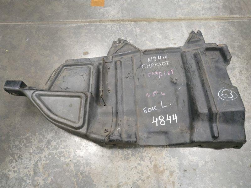Защита двс Mitsubishi Chariot Grandis N84W передняя левая MR292371