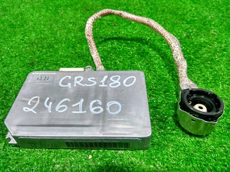 Блок розжига ксенона Toyota Crown GRS182 3GR-FSE 2003 85967-50020 D2R/D2S