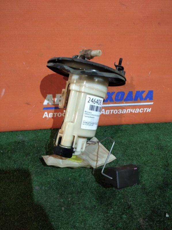 Бензонасос Honda Stepwgn RF3 K20A 2001 1 выход фишка 4к