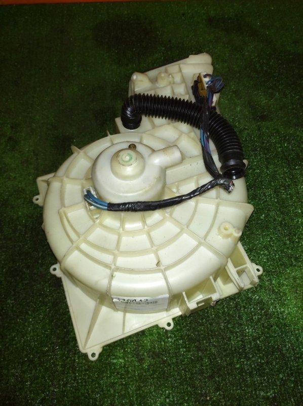 Мотор печки Nissan Sunny FB15 QG15DE 1998 с реостатом