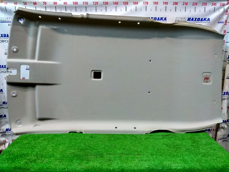 Обшивка крыши Nissan X-Trail NT30 QR20DE есть незначительные заломы