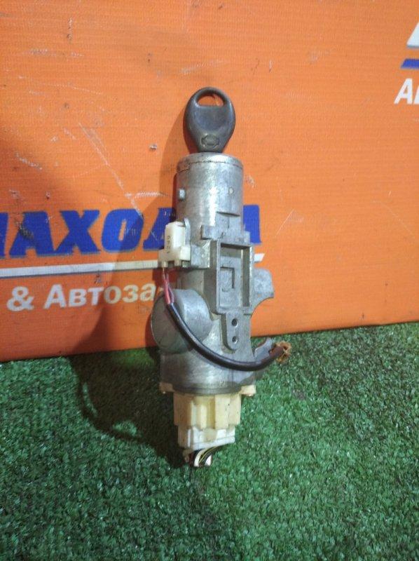 Замок зажигания Nissan Sunny FB15 QG15DE 1998 1 ключ МКПП