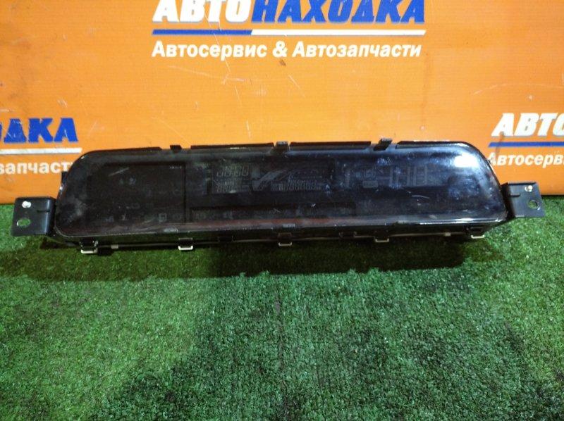 Щиток приборов Toyota Aqua NHP10 1NZ-FXE 2011 83800-5CF70 центральный