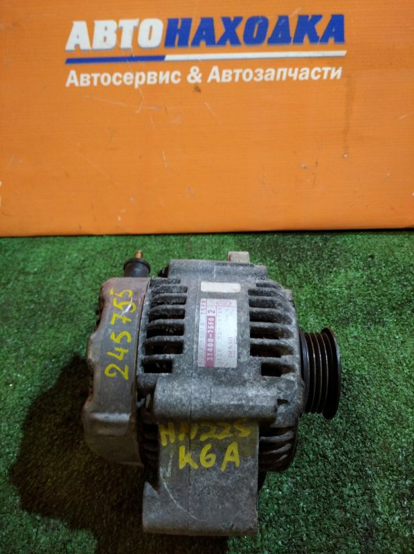 Генератор Suzuki Kei HN22S K6A 2000 31400-75F02 68т.км