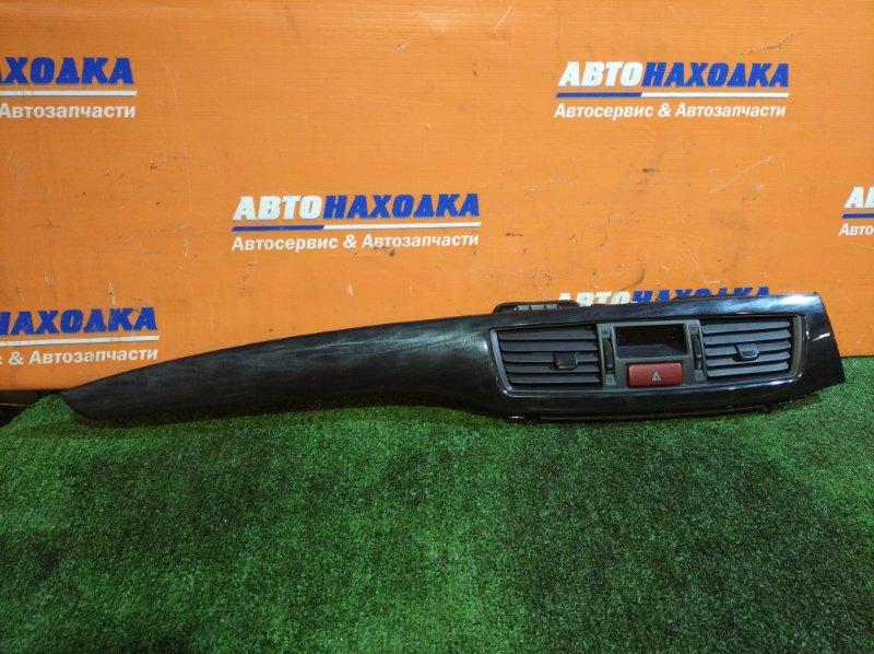 Дефлектор печки Mitsubishi Lancer CS2A 4G15 2003 кнопка аварийки+дефлекторы+часы