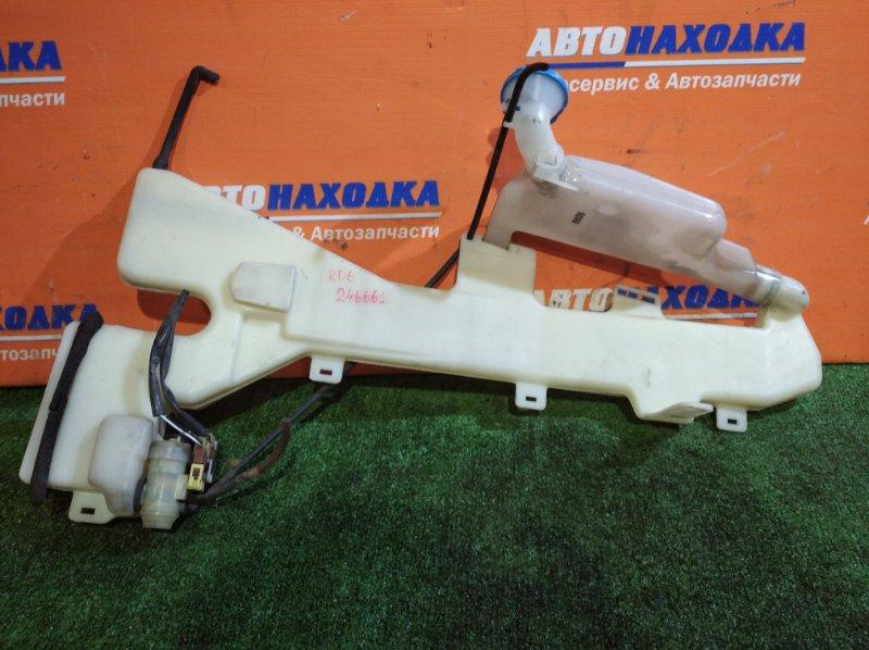 Бачок омывателя Honda Cr-V RD6 K24A 2004 +2 моторчика+горловина