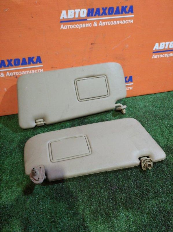 Козырек солнцезащитный Honda Cr-V RD6 K24A 2004 пар с зеркалами
