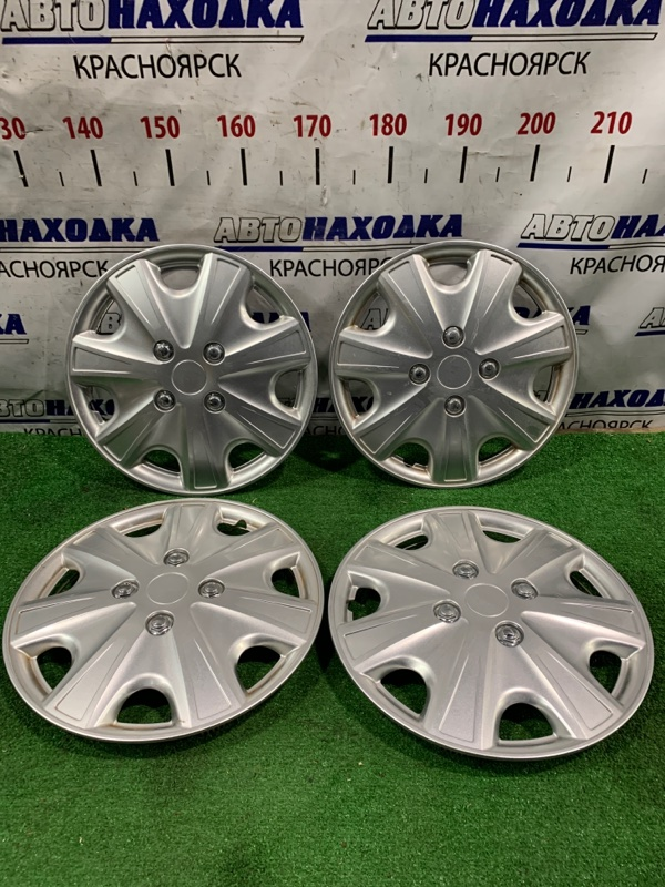Колпаки колесные Toyota Mark Ii GX90 1G-FE 1994 R14 комплект 4 шт. Тайвань. ХТС.
