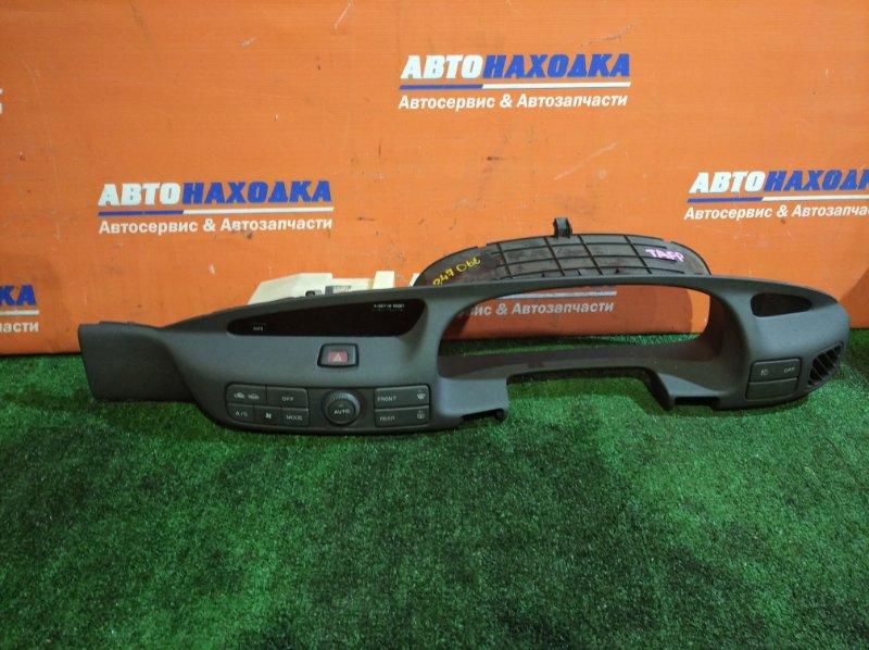 Климат-контроль Mazda Millenia TAFP KF-ZE 1997 +кнопки туманок+консоль под щиток приборов
