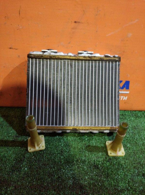 Радиатор печки Nissan Sunny FB15 QG15DE 1998 с пластиковыми трубками 1мод