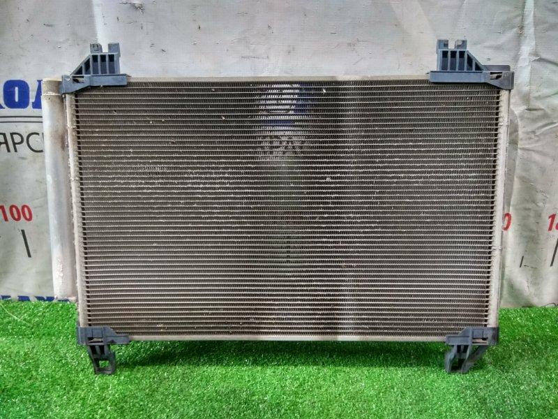 Радиатор кондиционера Toyota Spade NCP141 1NZ-FE 2012
