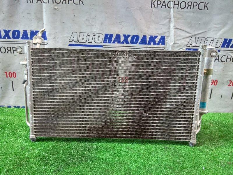 Радиатор кондиционера Mazda Demio DY3W ZJ-VE 2002