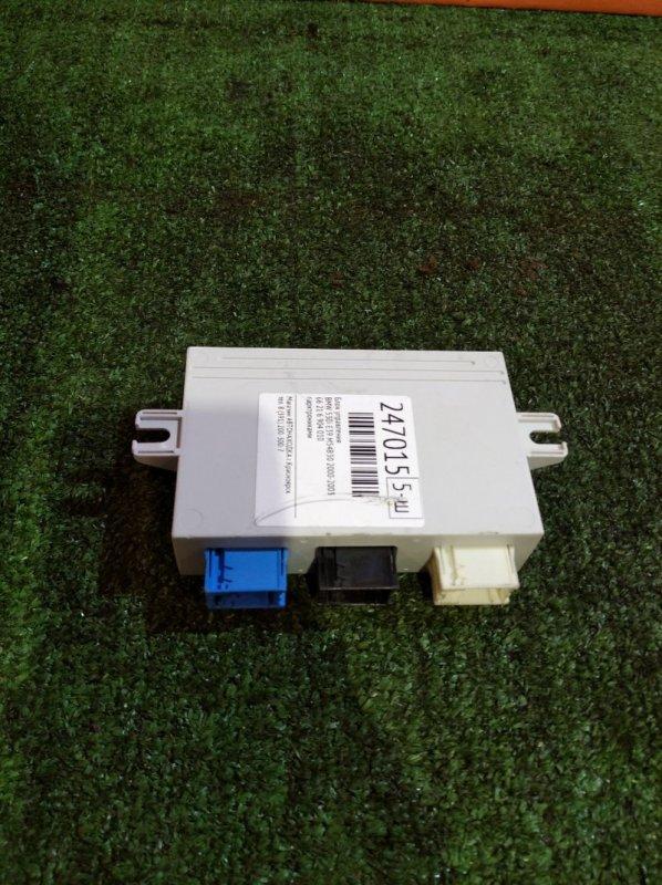 Блок управления Bmw 530I E39 M54B30 2000 парктрониками
