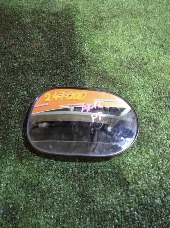 Зеркальный элемент Nissan March AK12 CR12DE 2002 правый