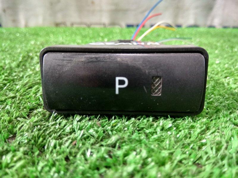 Кнопки в салон Toyota Prius NHW20 1NZ-FXE 2003 положение P на кпп