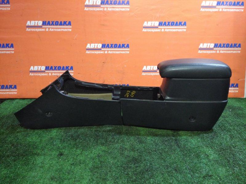 Подлокотник Mazda Atenza GG3S L3 2003 между сидениями/кожа