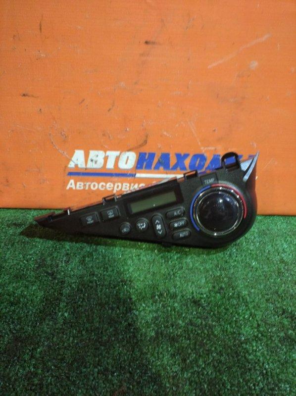 Климат-контроль Toyota Aqua NHP10 1NZ-FXE 2011
