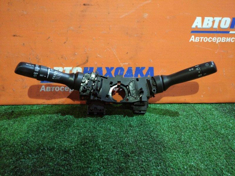 Переключатель подрулевой Toyota Aqua NHP10 1NZ-FXE 2011 2 части/без туманок