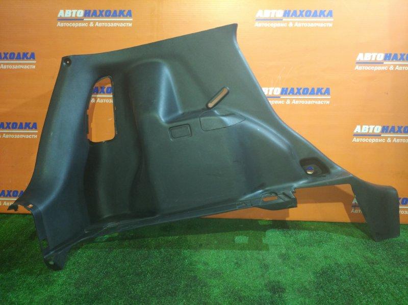 Обшивка багажника Honda Fit GD1 L13A 2001 задняя левая не под шторку багажника/есть одна