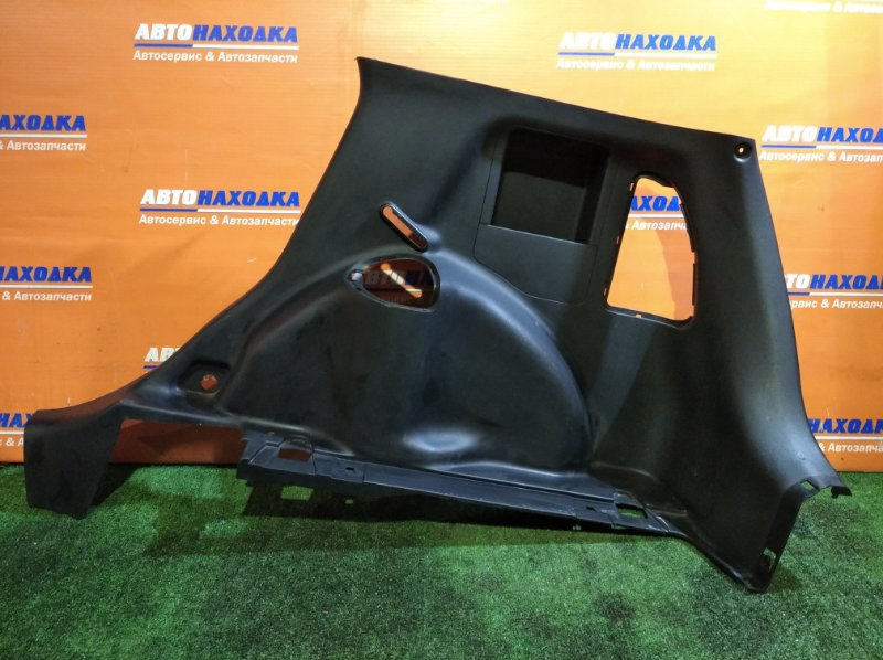 Обшивка багажника Honda Fit GD1 L13A 2001 задняя правая не под шторку багажника/без заглушек