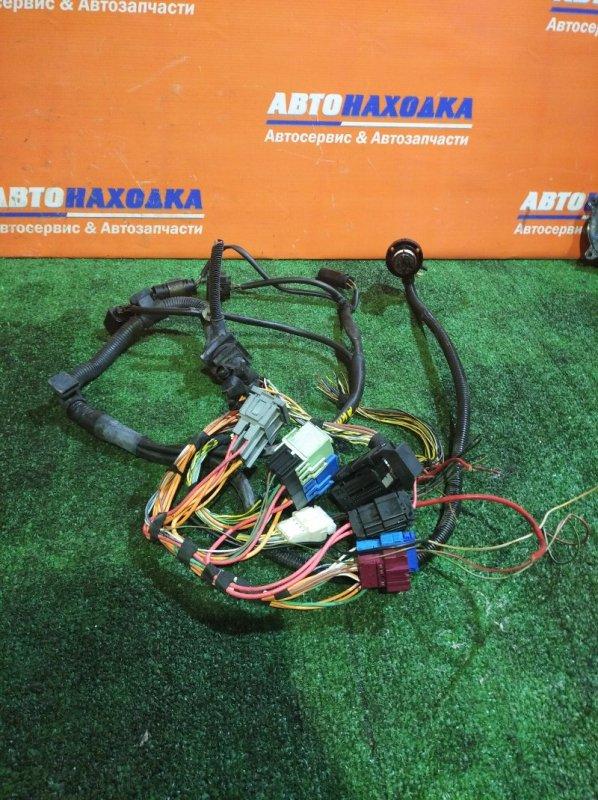 Проводка двс Bmw 530I E39 M54B30 2000 7 521 534 на АКПП
