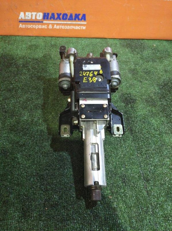 Колонка рулевая Bmw 530I E39 M54B30 2000 голая электро