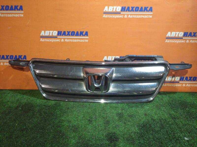Решетка радиатора Honda Cr-V RD6 K24A 2004 2 мод ОТС