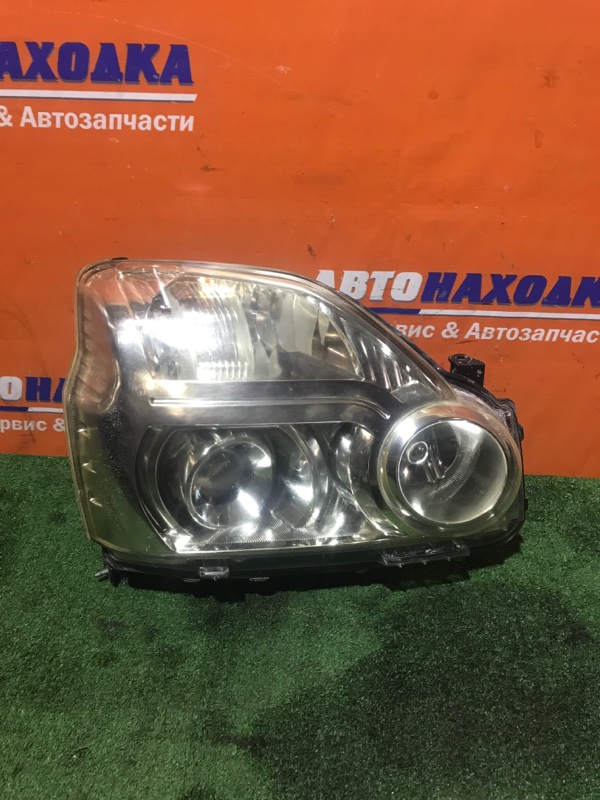 Фара Nissan X-Trail NT31 MR20DE 2007 правая 1787 xenon(линза)