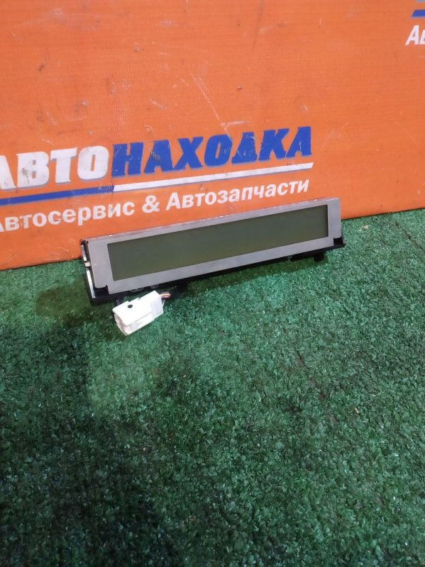 Монитор Mazda Axela BKEP LF-DE 2003 одно ухо сломано