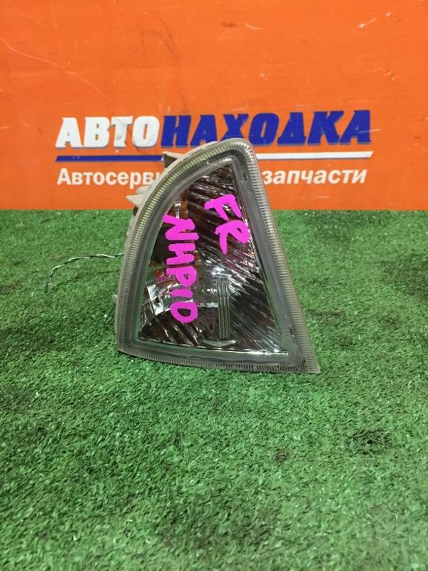 Повторитель в бампер Toyota Aqua NHP10 1NZ-FXE 2011 правый 52-250