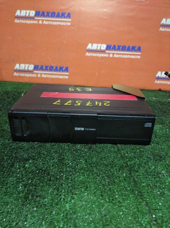 Магнитола Bmw 530I E39 M54B30 2000 cd чейнджер на 6 дисков