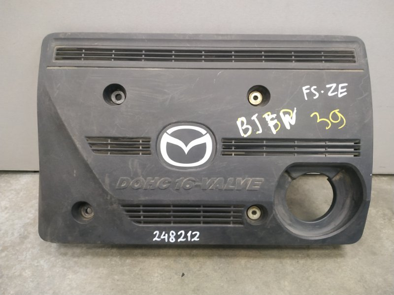 Крышка двигателя Mazda Familia BJFW FS-ZE декоративная крышка , пластик