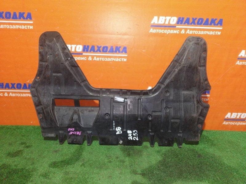 Защита двс Volkswagen Passat B6 CAXA 2005 3C0 825 237 D цельная
