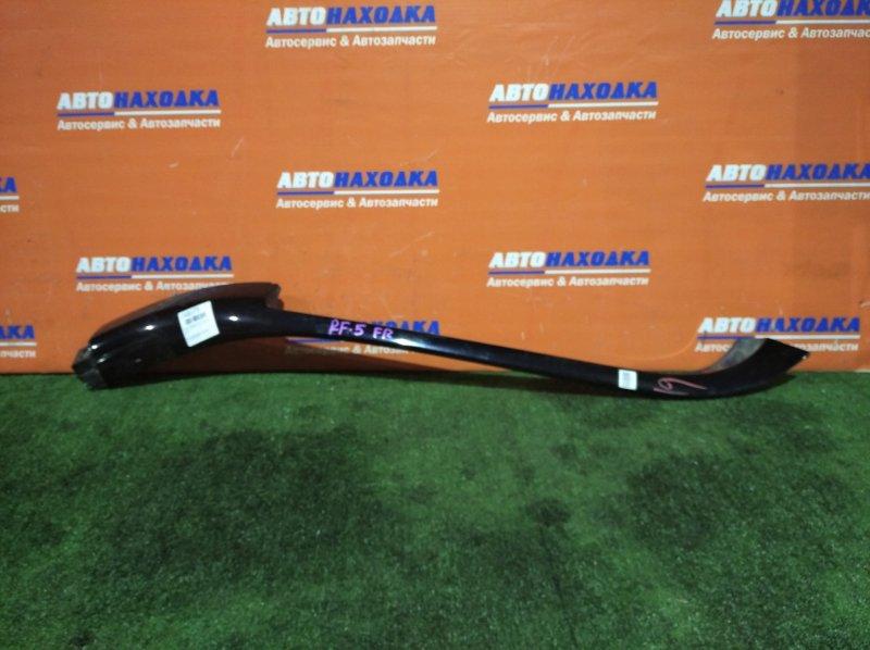 Молдинг лобового стекла Honda Stepwgn RF5 K20A 2001 правый ХТС