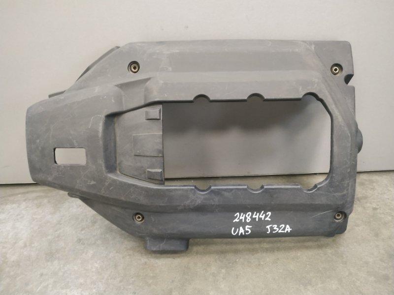 Крышка двигателя Honda Inspire UA5 J32A 17121-PXG-J00 декоративная крышка , пластик