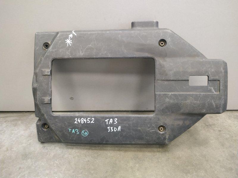 Крышка двигателя Honda Avancier TA3 J30A 17121-P8E-A20 декоративная крышка , пластик , *** небольшой