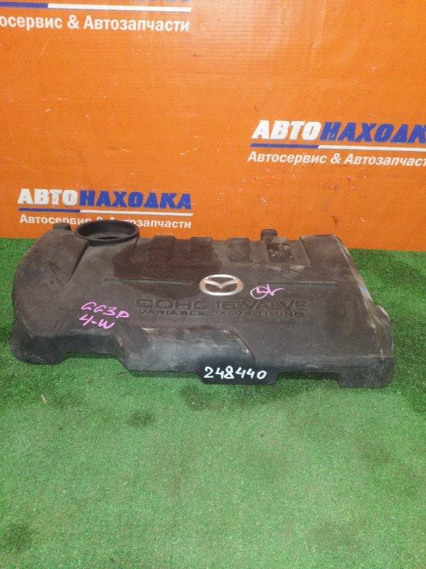 Крышка гбц Mazda Atenza GG3S L3 2003 декоративная