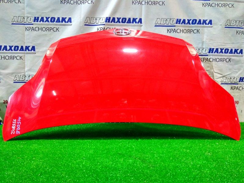 Капот Toyota Passo Sette M502E 3SZ-VE 2008 Цвет 3P0. В ХТС.