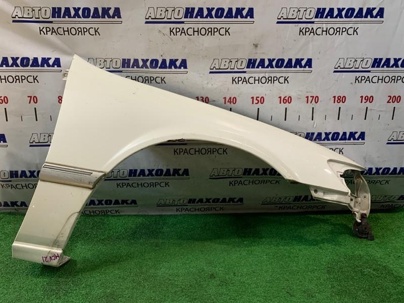 Крыло Toyota Mark Ii Qualis MCV21W 2MZ-FE переднее правое