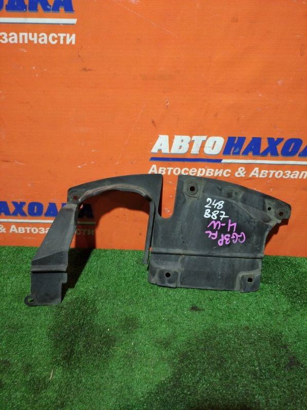 Защита двс Mazda Atenza GG3S L3 2003 передняя левая бок