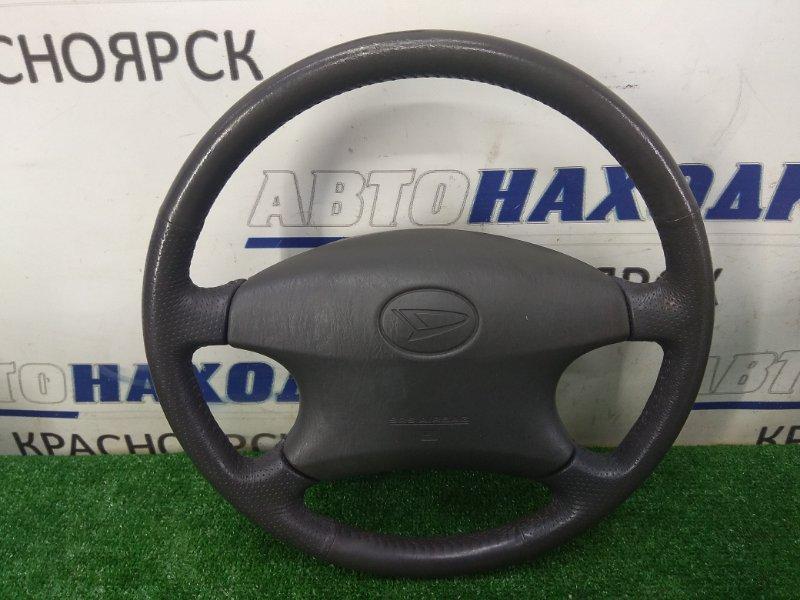 Airbag Toyota Town Ace Noah SR50G 3S-FE 1996 передний правый ХТС, водительский, с рулем, без заряда, кожа, с