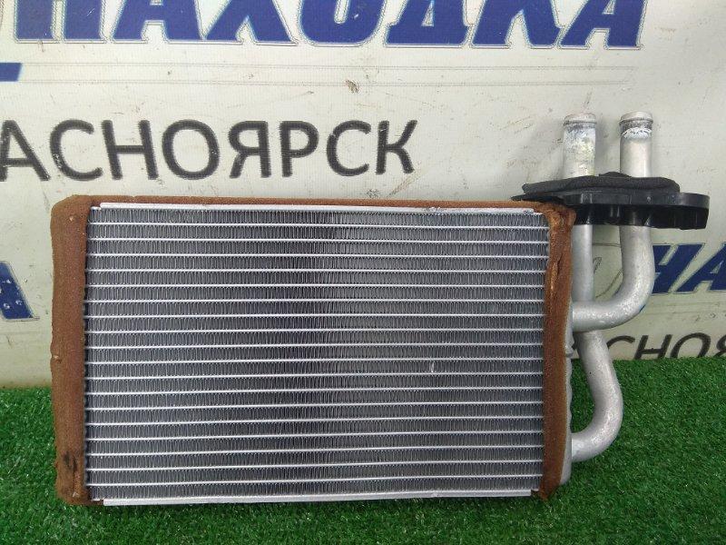 Радиатор печки Mitsubishi Lancer CS5W 4G93 2003 ХТС