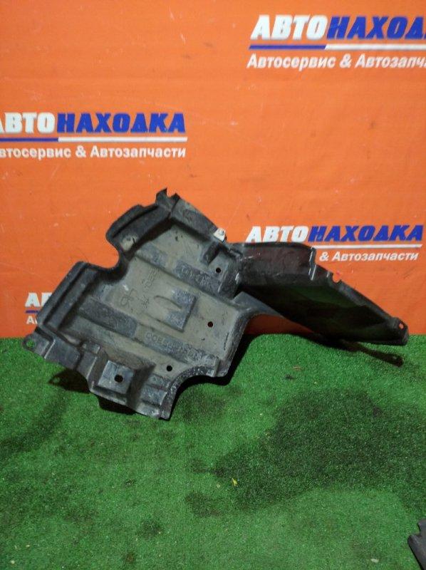 Защита двс Toyota Aqua NHP10 1NZ-FXE 2011 передняя правая