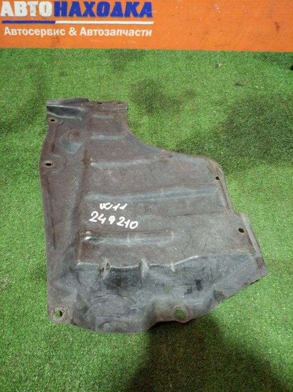 Защита двс Nissan Expert VW11 QG18DE 1999 передняя правая нижняя