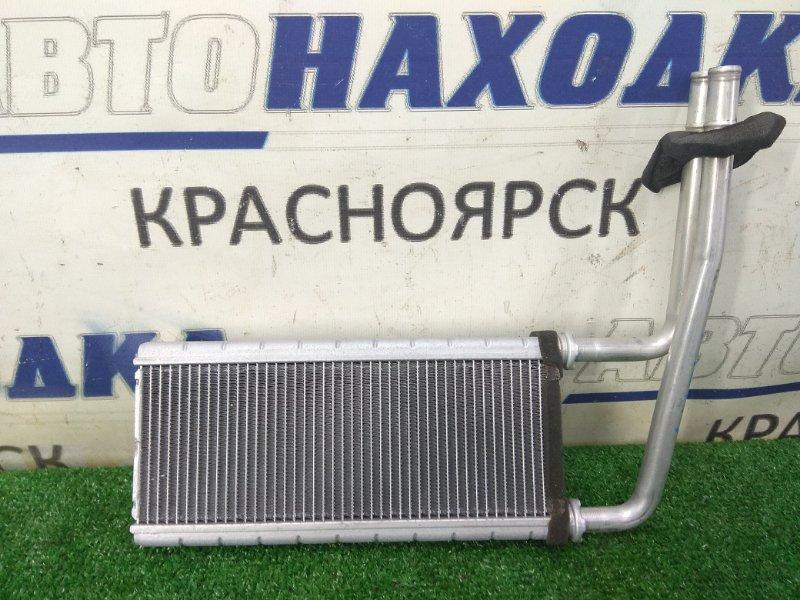 Радиатор печки Suzuki Alto HA25V K6A 2009 ХТС, с трубками