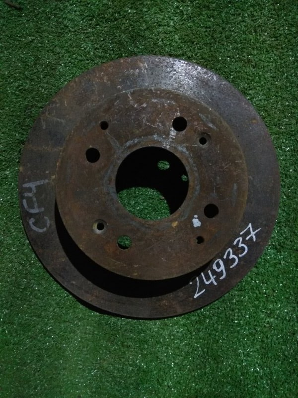 Диск тормозной Honda Accord CF3 F18B задний Ф260, T9, CD64, 4*114.3, H48, НЕ ВЕНТ. ACCORD CF