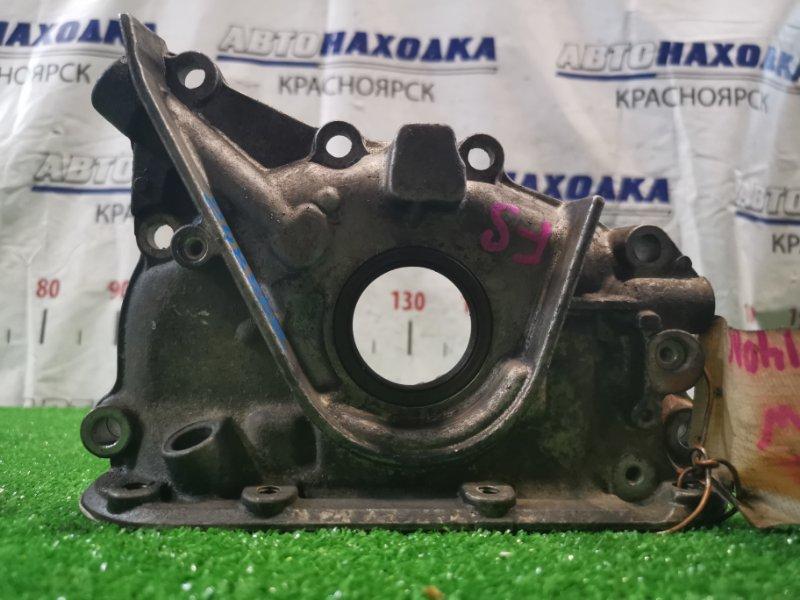 Насос масляный Mazda Mpv LWEW FS-DE 140 Л.С