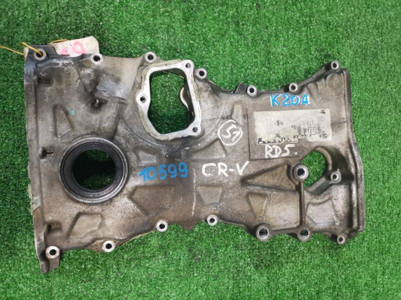 Крышка грм Honda Cr-V RD5 K20A 4011557 лобовина, алюминиевая, К51