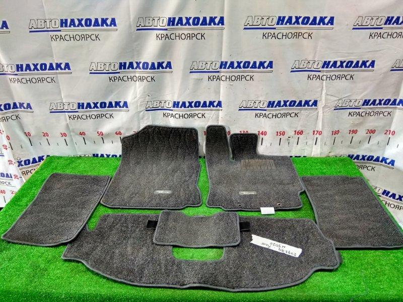 Коврик Toyota Passo Sette M502E 3SZ-VE 2008 комплект 7 шт.