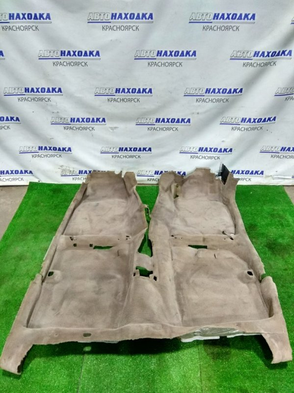 Обшивка пола Toyota Mark Ii JZX100 1JZ-GE 1996 нижняя ковровое покрытие пола в салон. под чистку